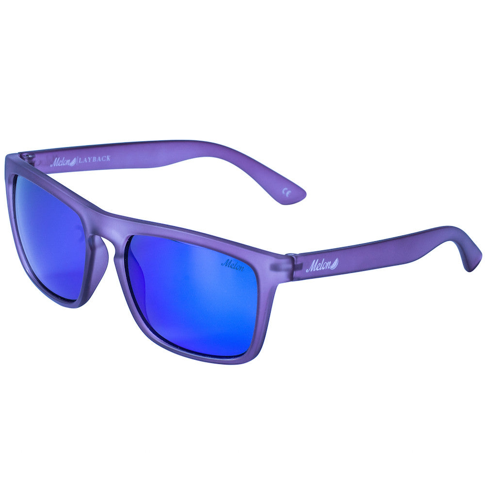 Melon Optics Layback 2.0 Purple Haze Polarised - TVSC