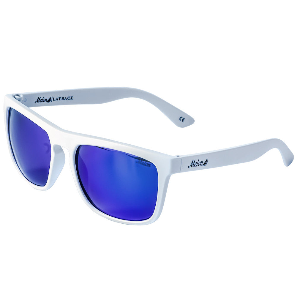 Melon Optics Layback 2.0 Snow Polarised - TVSC