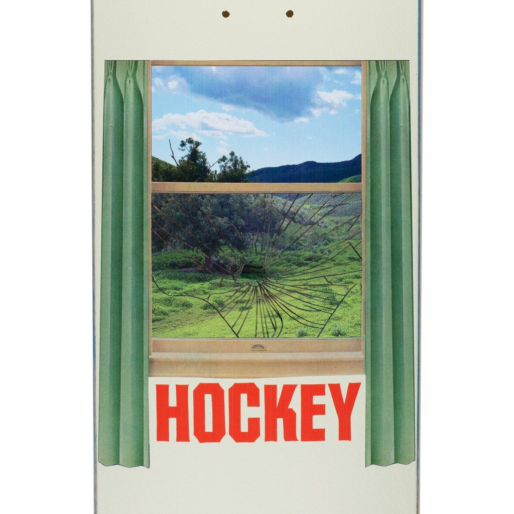 Hockey Looking Glass Skateboard Deck | 8.25""