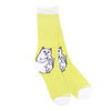 Rip n Dip Lord Nermal Socks | Neon Yellow