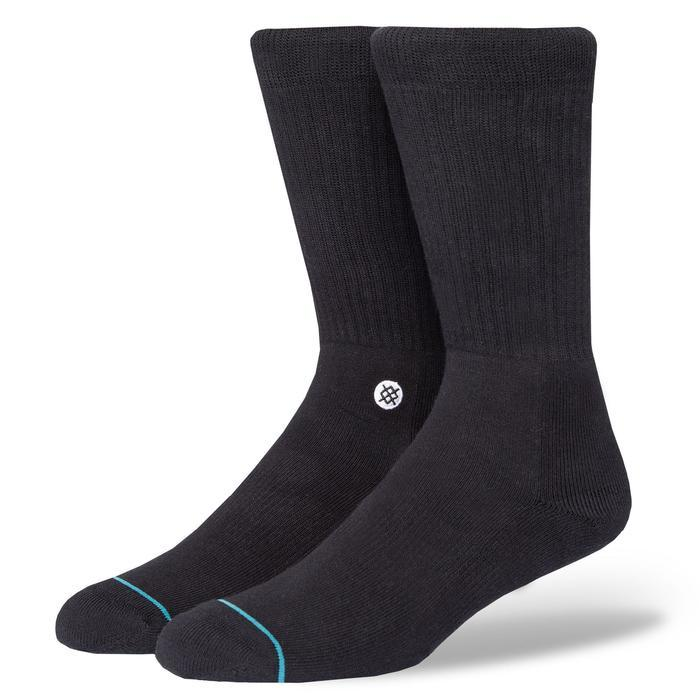 Stance Socks Icon | Black & White