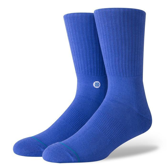 Stance Stance Socks Icon | Royal Blue - TVSC