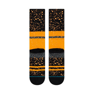 Stance Socks Nero | Orange