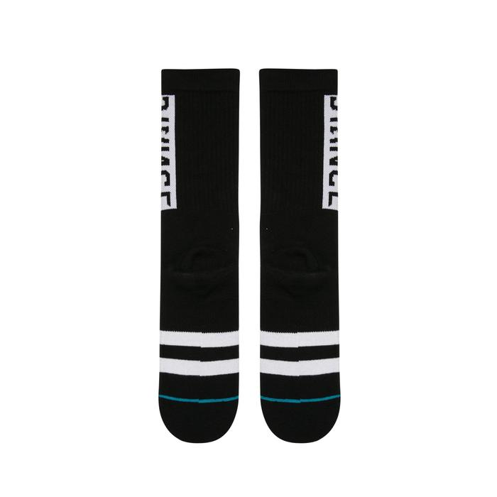 Stance Socks OG Bottom | Black