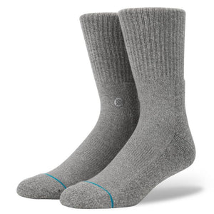 Stance Stance Icon 3 Pack Socks | Grey - TVSC