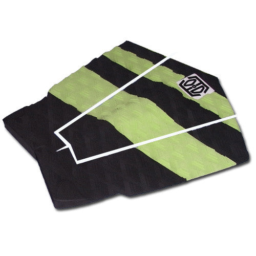 Obsessive-Disorder MLH Tail Pad Green - TVSC