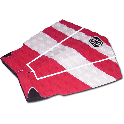 Obsessive-Disorder MLH Tail Pad Red - TVSC