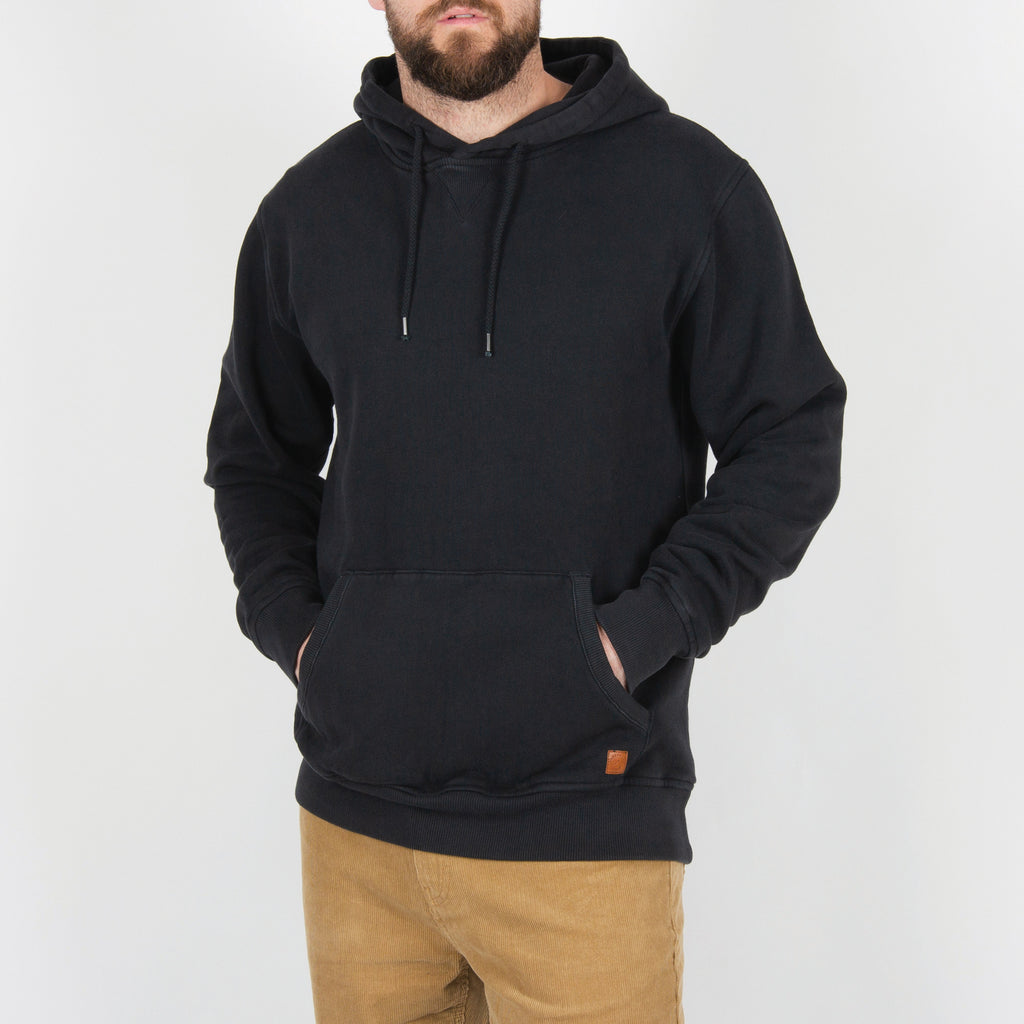 Passenger Clothing Bluebird Hoodie | Asphalt Grey