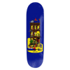 Pass~Port Day & Night Series Night Skateboard Deck | 8.25""