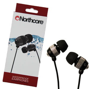 Northcore Northcore Soundwave Waterproof Earphones - TVSC