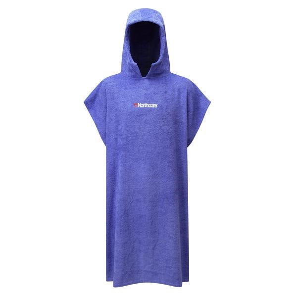 Northcore Northcore Beach Basha Changing Robe | Blue - TVSC