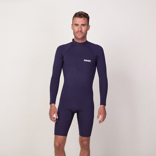 Neon Wetsuits Neon Wetsuits Jory Spring Suit | Midnight Blue - TVSC