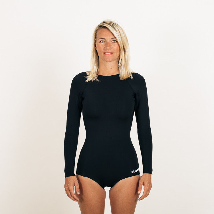 Neon Wetsuits Andras Spring Suit Black - TVSC
