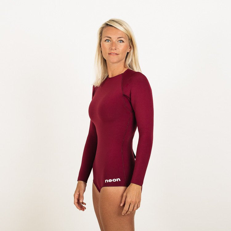 Neon Wetsuits Neon Wetsuits Andras Spring Suit | Wine - TVSC