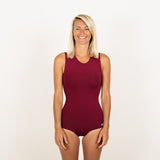Neon Wetsuits Derwa Swim Suit Wine - TVSC