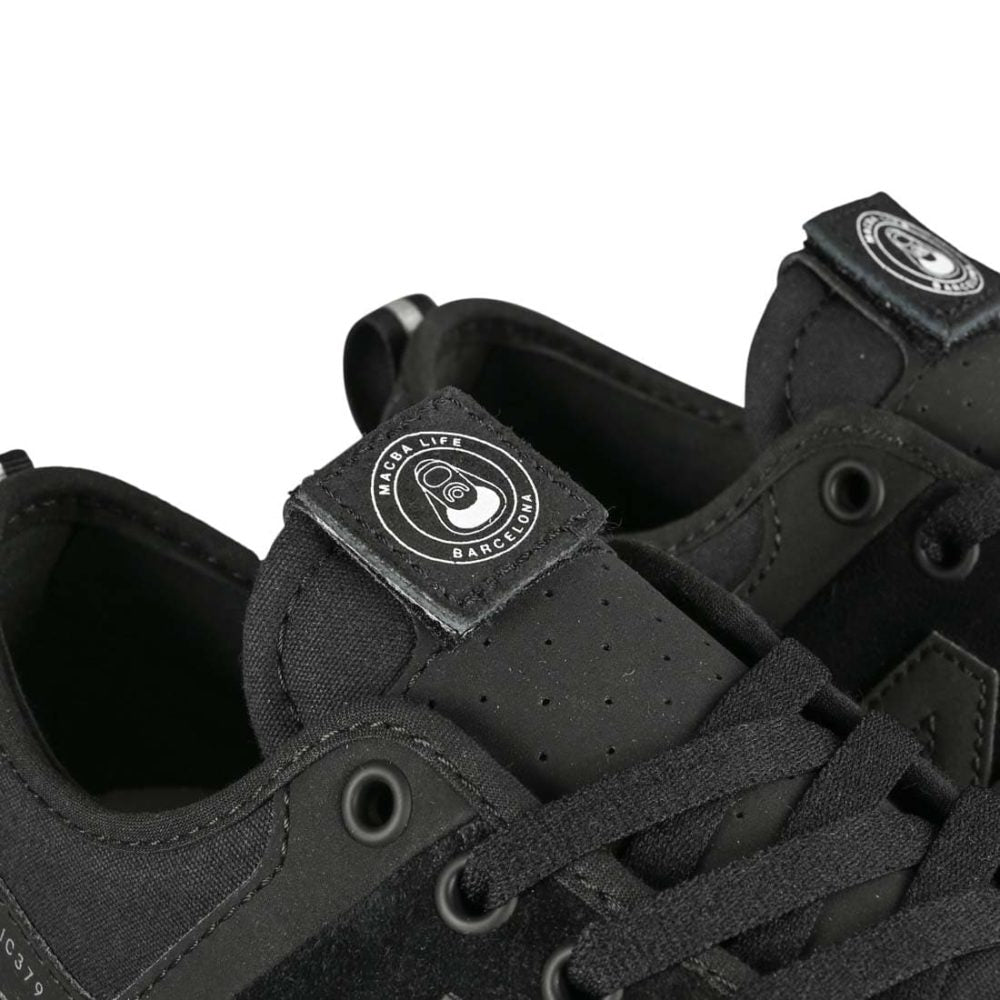 New Balance Numeric 379 | Rufus Macba Life Skate Shoes - Black