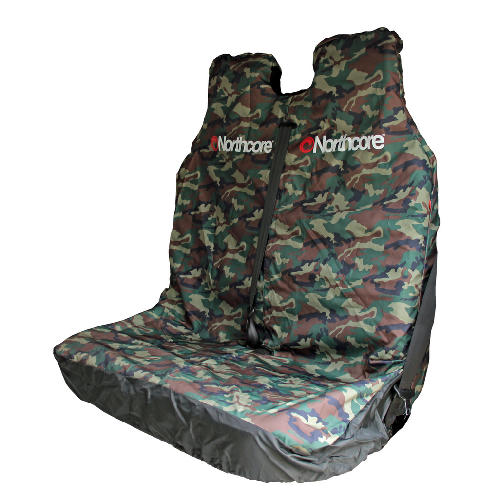 Northcore Northcore Car & Van Seat Cover Double Camo Waterproof - TVSC