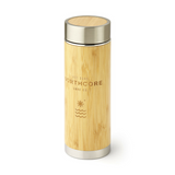 Northcore Bamboo Stainless Steel Thermos Flask - TVSC