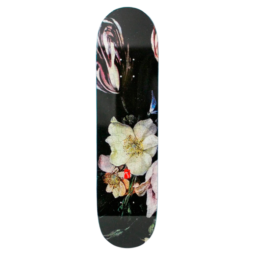 Poetic Collective Flower Still Life Skateboard Deck | 8""