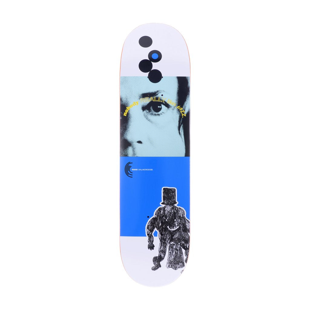 "Quasi Quasi Jazz Two Blue Deck | 8.375"" - TVSC"
