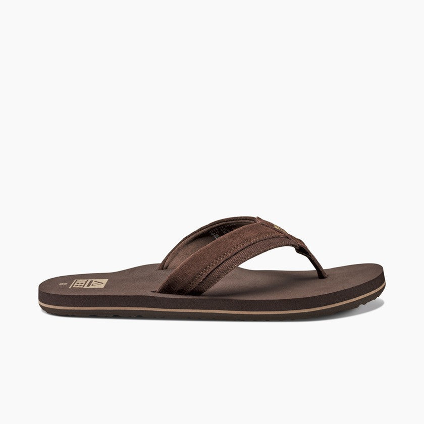 Reef Sandals Stuyak II Flip-Flop | Brown side