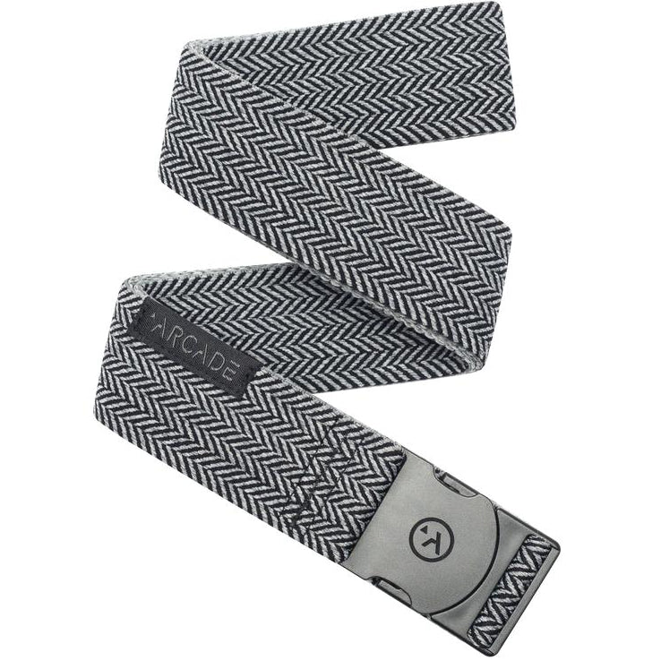 Arcade Belts Arcade Ranger Belt | Black & Grey - TVSC