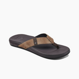 Reef Cushion Bounce Flip-Flop | Brown & Tan - TVSC
