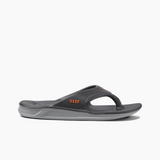 Reef One Flip-Flop | Grey & Orange side