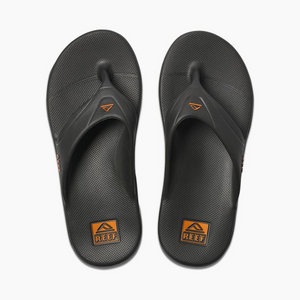 Reef Reef One Flip-Flop | Grey & Orange - TVSC