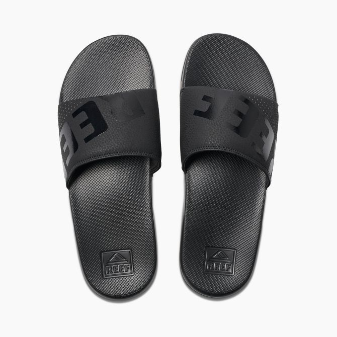 Reef One Slide | Black top