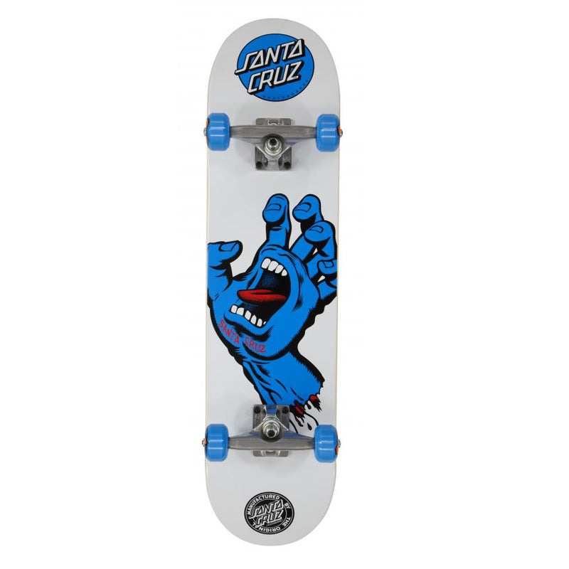 Santa Cruz Santa Cruz Screaming Hand Completed Skateboard 8