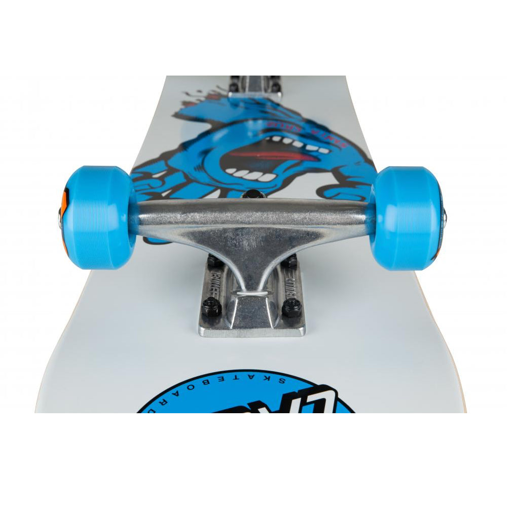 Santa Cruz Screaming Hand Completed Skateboard 8"