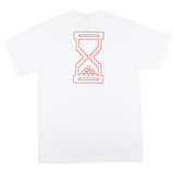 Sour Solution Sourglass T-Shirt | White