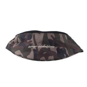 Sour Solution Hipster Bag | Camo