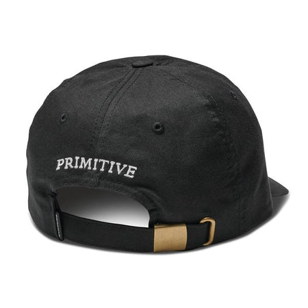 Primitive Mini Classic P Dad Hat | Black - TVSC