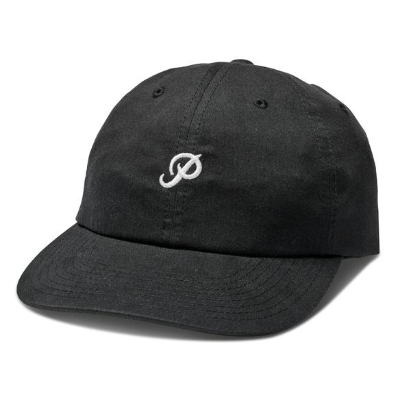 Primitive Mini Classic P Dad Hat | Black