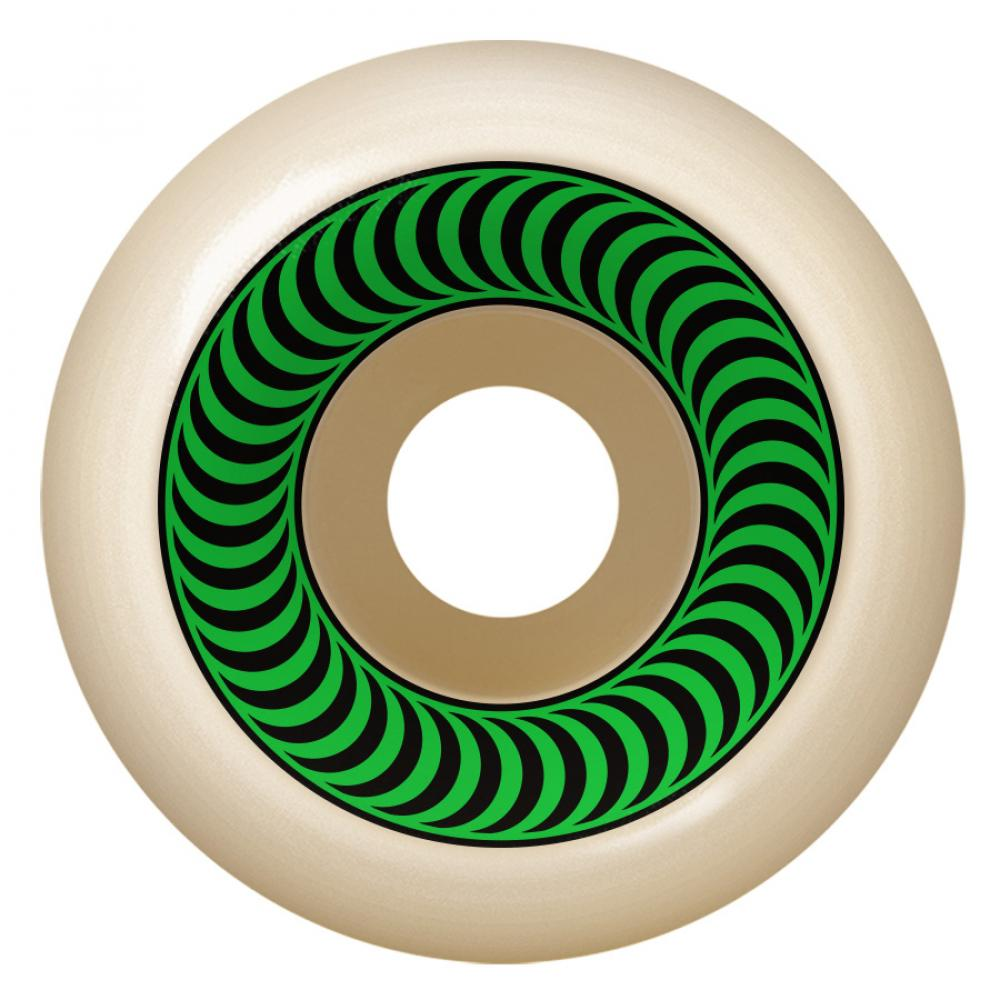 Spitfire OG Classics Skateboard Wheels 99D Green | 52MM