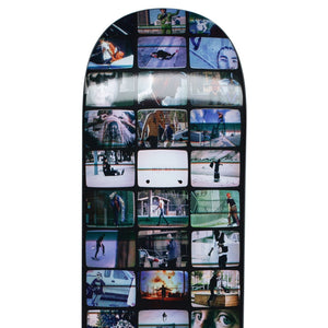 Hockey Screens Skateboard Deck | 8.38""
