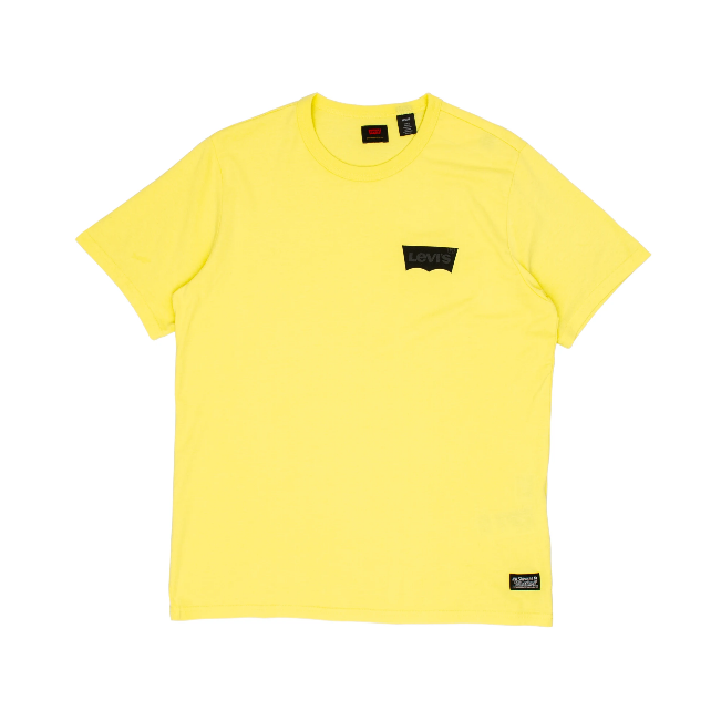 Levi's Skateboarding Core Batwing T-Shirt | Limelight Core Yellow
