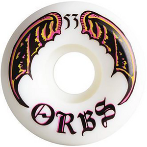 Welcome Skateboards Orbs Specters Whites Wheels | 53mm