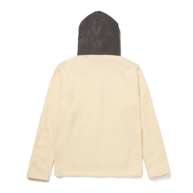 HUF Codex Polar Fleece | Natural