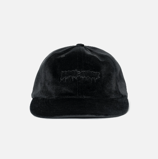 Fucking Awesome Stamp Unstructured Snapback | Black