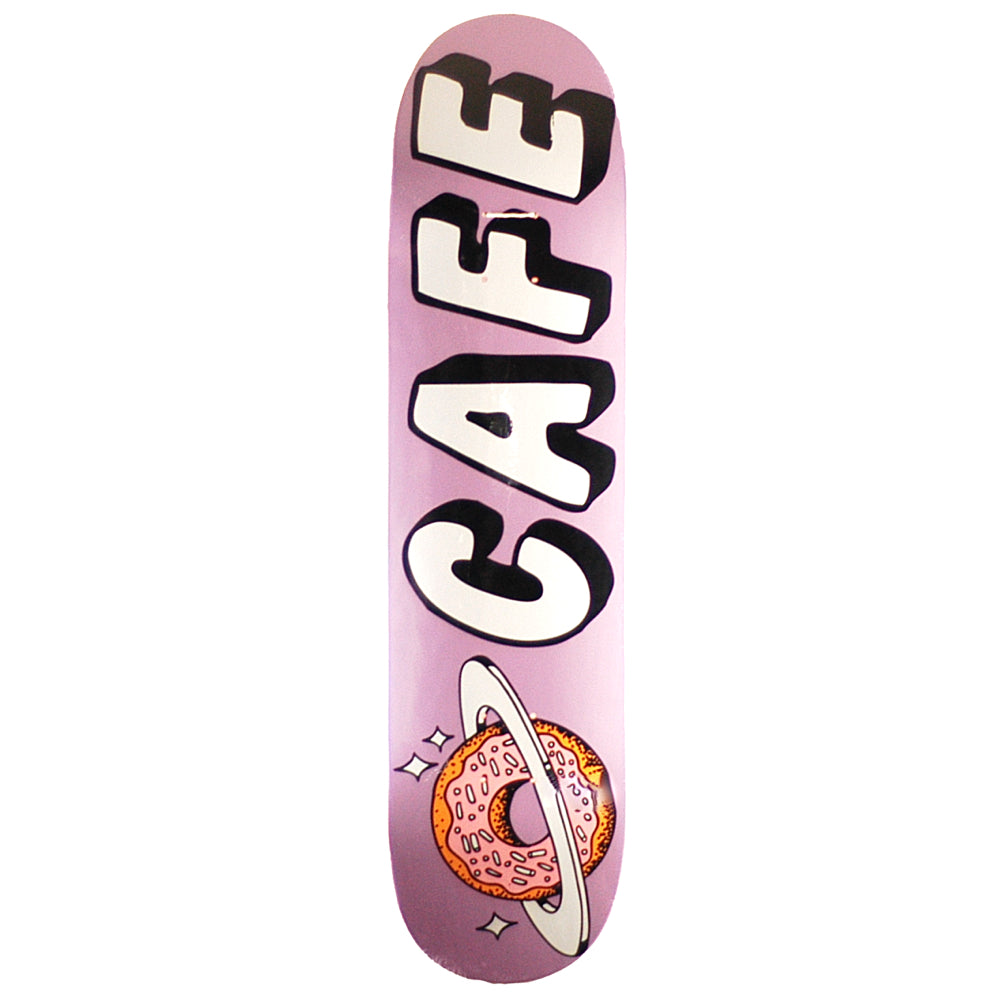 Skateboard Cafe Planet Donut Deck Lavender | 8.1""