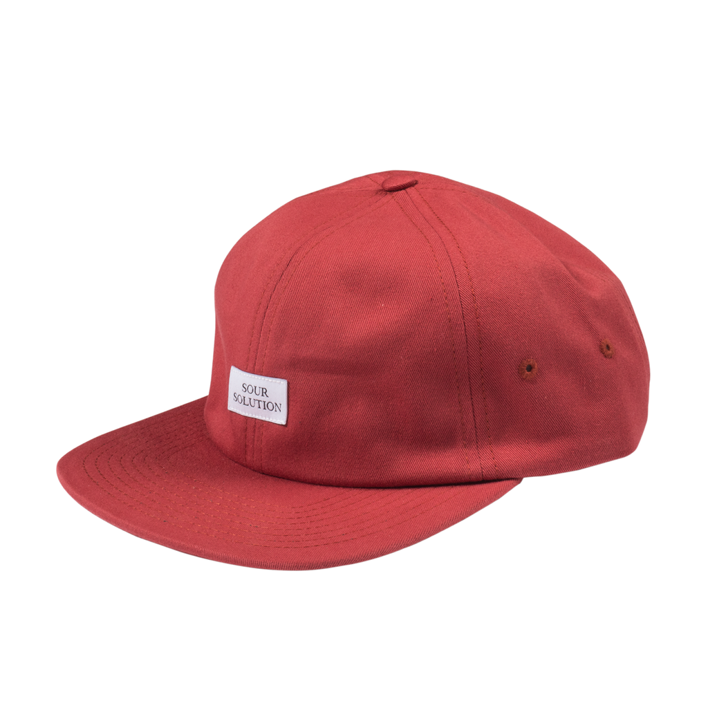 Sour Solution Fallon Cap | Rust - TVSC