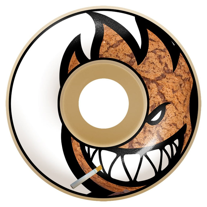 Spitfire Wheels Spitfire X Quartersnacks 80HD Cruiser Skateboard Wheels | 54mm - TVSC