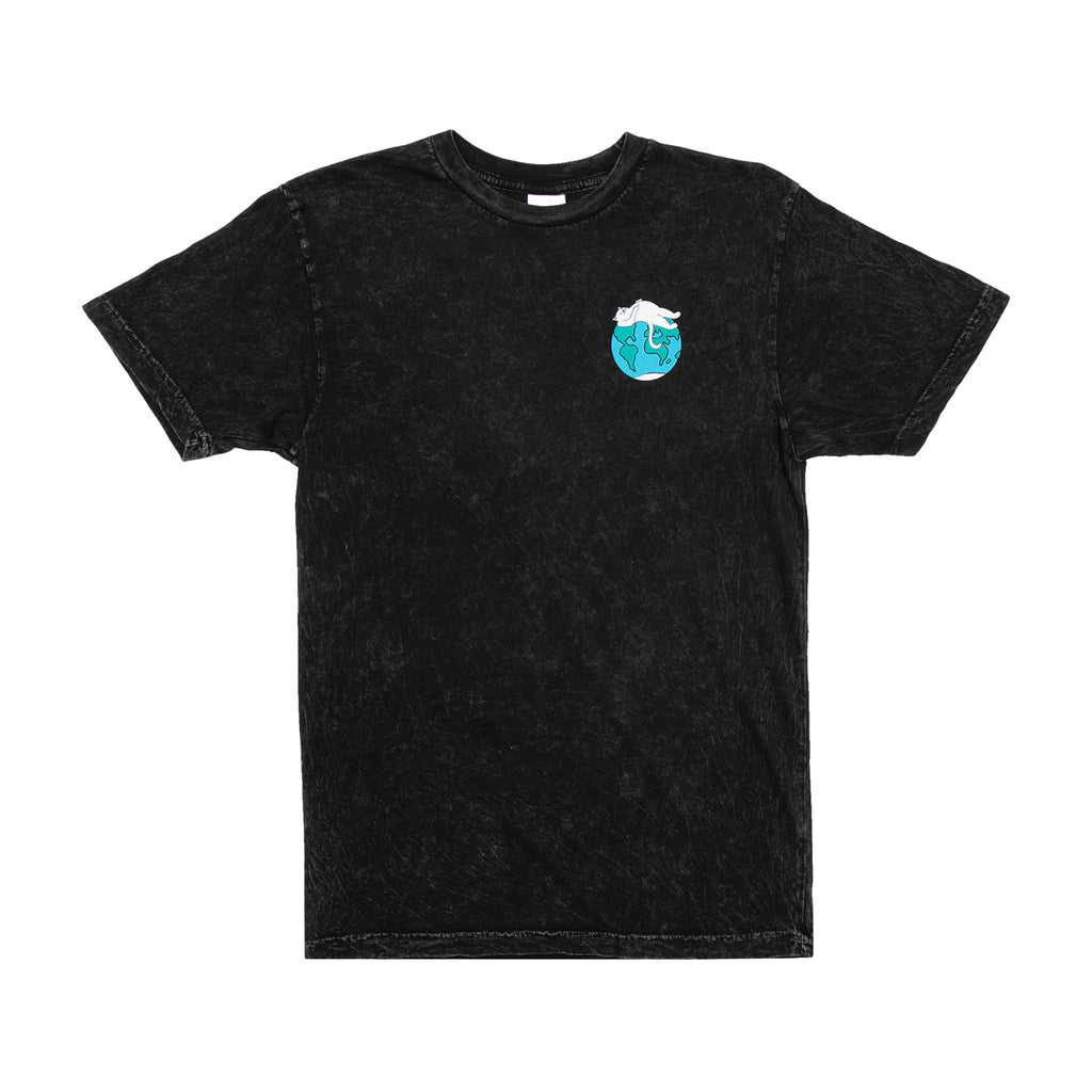 Rip N Dip EarthGazing T-Shirt | Black