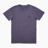 TCSS Critical Slide Society Vandal Tee Front | Cyber Grape Purple