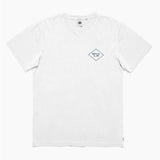 TCSS Critical Slide Society Vocal Tee Front | White