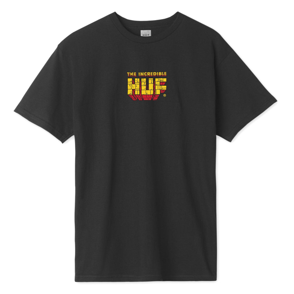 HUF The Infamous HUF S/S T-Shirt | Black