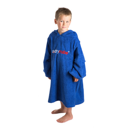 Dryrobe Kids Towel DryRobe Size Small | Royal Blue - TVSC